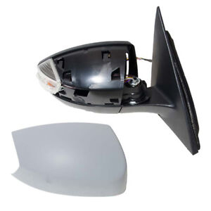 Ford S-Max 2006-/> Wing Mirror Glass N//S Passenger Side Left