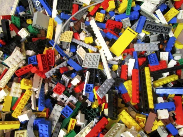 1//2  POUND LBS// Bulk   OF LEGO TECHNIC random pieces