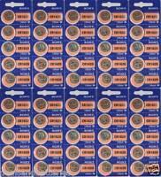 Cr 1620 Sony Battery Lithium 3v Cr1620 Original Batteries X 50