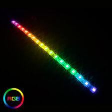 Game Max RGB Magnetic 18 x LED, 30cm Strip Light, PC Case RGB Strips, Flexible