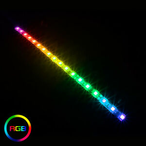 Game-Max-RGB-Magnetic-18-x-LED-30cm-Strip-Light-PC-Case-RGB-Strips-Flexible