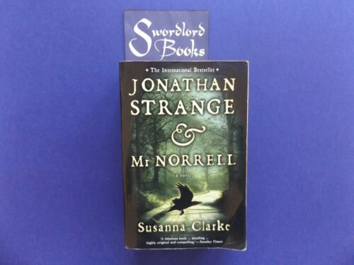 1 of 1 -   @Oz    JONATHAN STRANGE & (and) MR NORRELL By Susanna Clarke (2005), SC