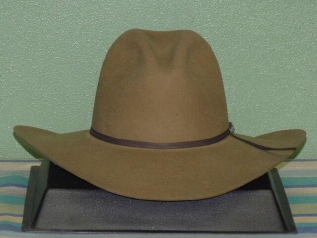 Buy Resistol John Wayne Gus Style Peacemaker 4x Wool Cowboy Western ... 0b4a063e247