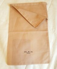 ALAiA dust bag - good condition - 34.5cm x 21.5cm