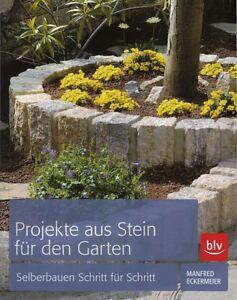 Eckermeier Projekte Aus Stein Fur Den Garten Handbuch Wege Treppen