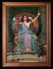 Pre-Raphaelite art: Circe OFFERTA la Coppa (Waterhouse)