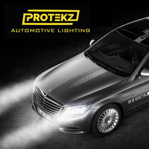 CREE LED Headlight Kit 881 White Fog Light Bulb for HYUNDAI Elantra GT 2013-2017