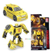 Transformers Generations Titans Return Legends Class Bumblebee Action Figure Toy