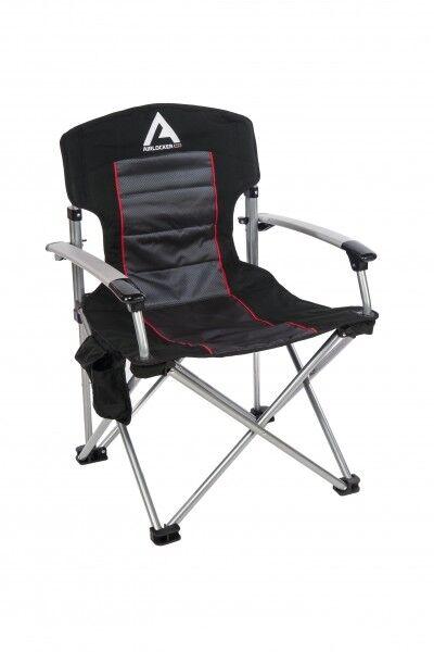 ARB Air Locker LOGO Sedia pieghevole da campeggio con tasca laterale e bere titolare