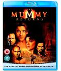 The Mummy Returns Regions 2 4 Blu-ray