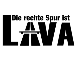Die-rechte-Spur-ist-Lava-Aufkleber-Vulkan-Risse-Car-styling-Sex-decal-24-8417
