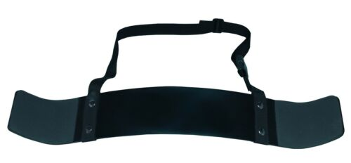 Arm Blaster Bicep Isolator Bomber Bar Curl Support Heavy Duty Gym Lifting Straps