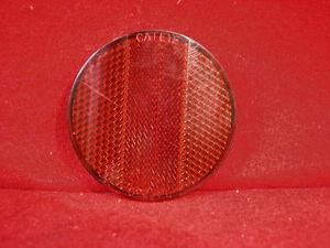 Vintage-Cateye-RR-250-Red-Rear-Reflector-Black-Housing-Japan-Used