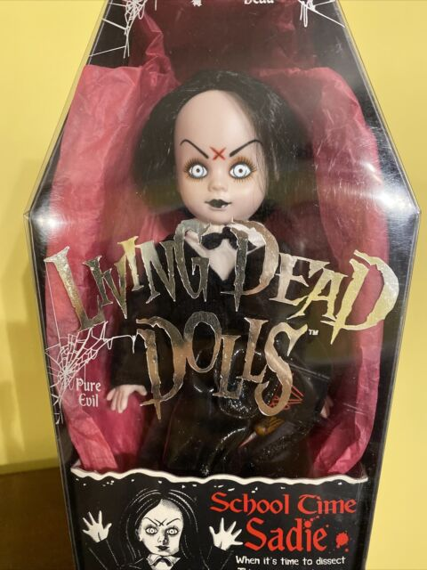 Mezco Living Dead Dolls Series 2: School Time Sadie