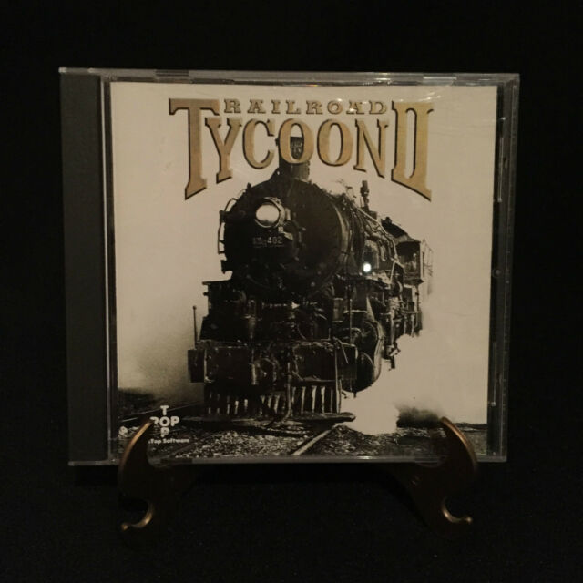 Railroad Tycoon II (PC, 1998) für Windows 95/98/NT