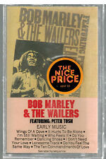 Early Music by BOB MARLEY & the Wailers NEW AUDIO CASSETTE TAPE 1977 sealed
