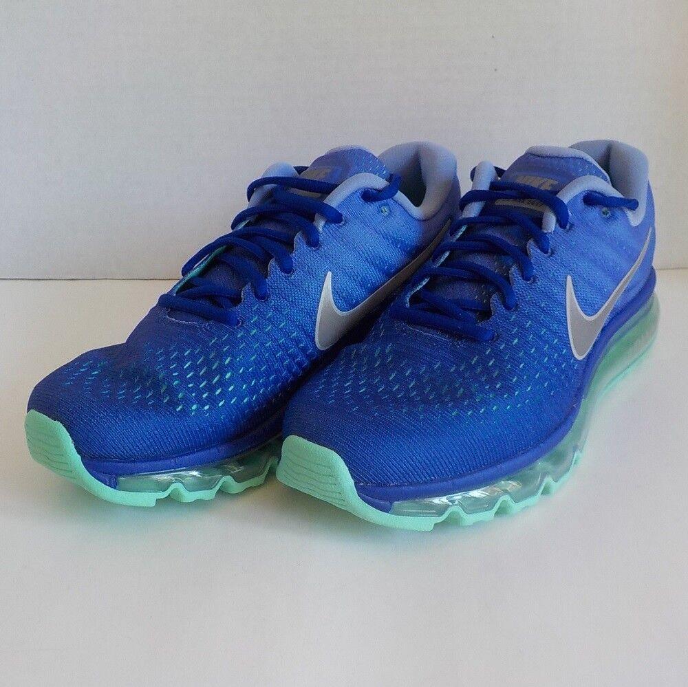 Nike AIR MAX 2018 Running Shoes BLUE Woman Comfortable