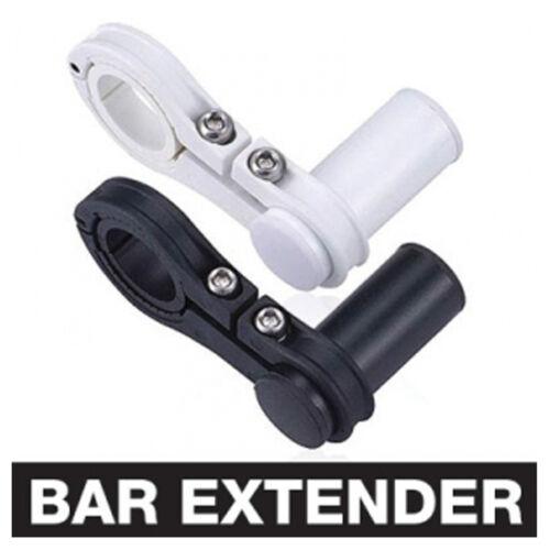Bike Handle Bar Extender L Type Lightweight Connector Bar L Extender 40g