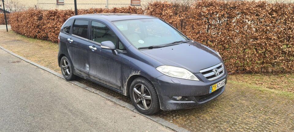 Honda, FR-V, 2,0i Executive Van
