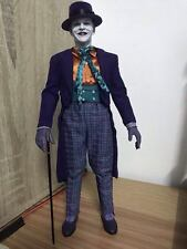 "Hot Toys 1/6 DX08 1989 Batman Joker Jack Nicholson 12"" Action Figure"