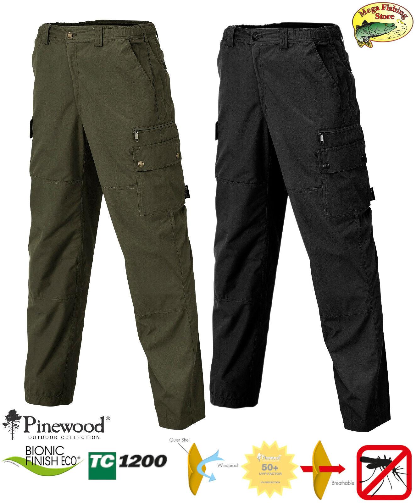 Pinewood 9085 Wildmark  Finnveden Allwetter Outdoorhose Jagd Outdoor Angel Hose