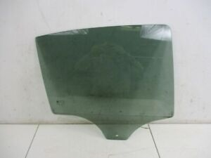 Side Window Windowpane Tinted Green Rear Right Vauxhall Corsa D 1.2