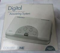 CONAIRPHONE- Digital Answering Machine- TAD1220W- White-  2003 IN BOX