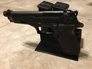 Details about Stand and Magazine Storage fits Beretta 92FS M9 9mm - 6  Magazines