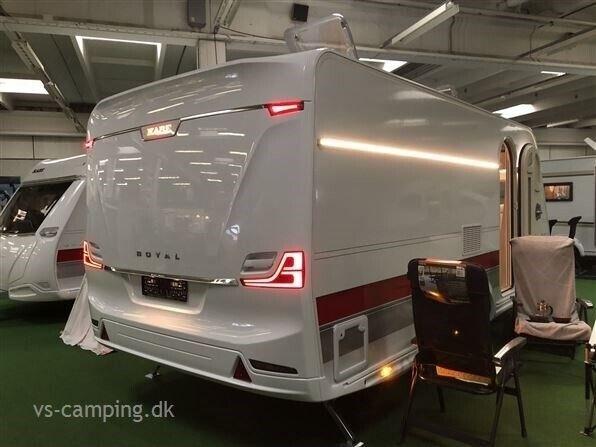 Kabe 2021 - Kabe Royal 520 XL KS, 2021, kg egenvægt