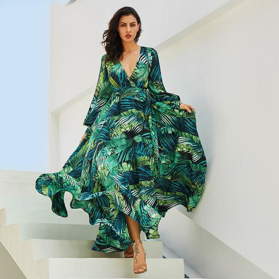 detailed look 43c1d d6110 Abito Donna Vestito Vestito Vestito Elegante Lungo Cerimonia ...