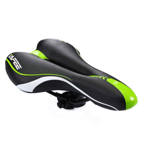 Mountain Bike Sddle Comfort Breathable Widen Saddle MTB Road Bicycle Soft seat