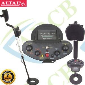 Altai Treasure Seeker 6 Professional Waterproof Metal Detector Adults Hobby Gift