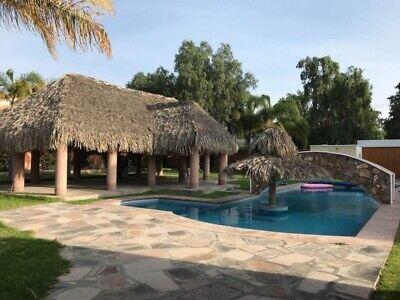 JARDIN DE FIESTAS EN VENTA EN LA FLORIDA RESIDENCIAL