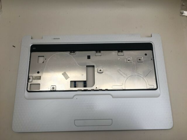 HP 610569-001 PALMREST WITH TOUCHPAD WHITE USED
