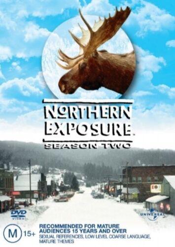 1 of 1 - Northern Exposure: Season 2 (DVD, 2-Disc Set)  Region 4 - Very Good Condition