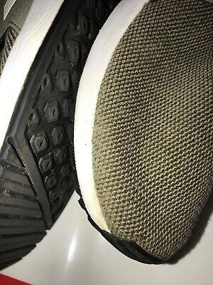 Adidas XPLR Olive Green shoes elastic