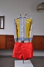 VEB Hose Rot 48 D6 M Herren Sporthose short 80er True Vintage Sprinter 80s red