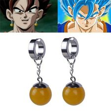 Anime Super Dragon Ball Z Vegetto Potara Earring Cosplay Earrings Ear Stud