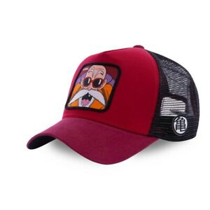 Casquette Dragon Ball Z Kame Rouge