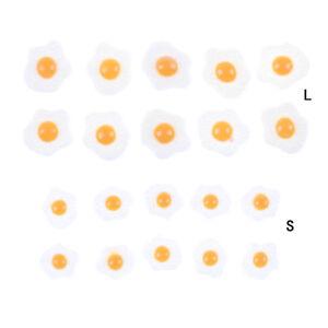 10pcs-1-12-Dollhouse-Miniature-DIYResin-Simulation-Food-Fried-Eggs-Poached-ATCA