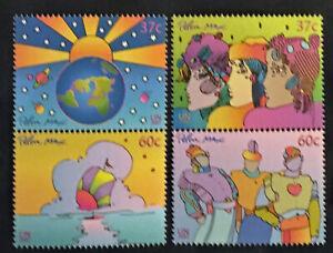 Briefmarke-Vereinten-Nationen-New-York-Yvert-Und-Tellier-N-882-Rechts-885-N-MNH