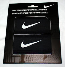 """Nike Adult Unisex Speed Performance 2 ½"""" Armbands Sz OS NWT several colors **"""