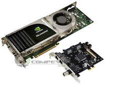 NVIDIA Quadro FX 5600G 1.5GB GDDR3 PCI-E GSync 2 VCQFXGSYNCG80 Graphics Card
