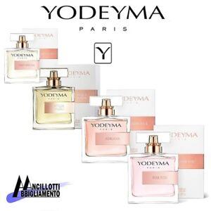 Dettagli su Profumo da donna YODEYMA 100 ml edp spray tutti profumi nuovi originali yodeyma