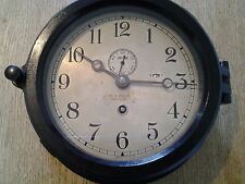 Boston chelsea clock company military ships clock