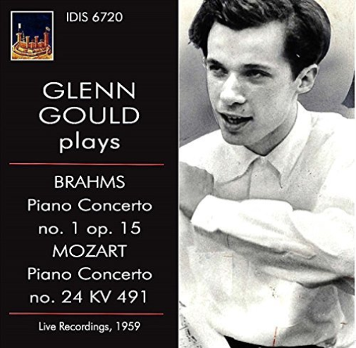 Cbs Symphony Orchestra; New...-Gould Plays Brahms & Mozart (US IMPORT) CD NEW