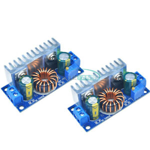 2PCS-8A-DC-DC-Step-Up-Booster-Power-Supply-Converter-Boost-Board-Module