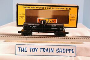 RAIL-KING-MTH-30-7309-UP-UNION-PACIFIC-SEMI-SCALE-TANK-CAR-69012-NEW-IN-BOX