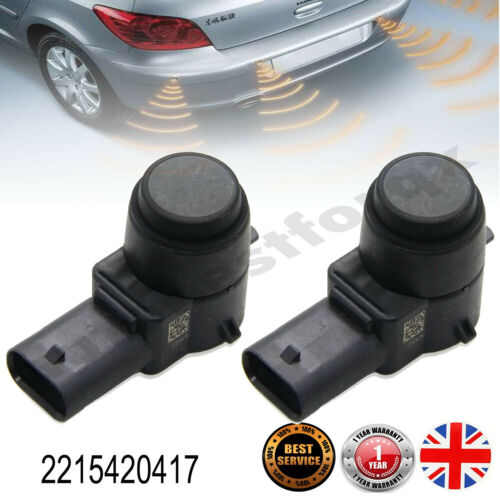 2x PDC Parking Aid Sensor For MERCEDES C E S CLS R W211 W219 W203 W221 SPRINTER