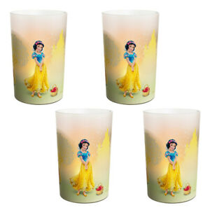 4-Pack-of-Disney-039-s-Princess-LED-Tea-Cup-Table-Lamp-Modern-Home-Lamp-Litecraft